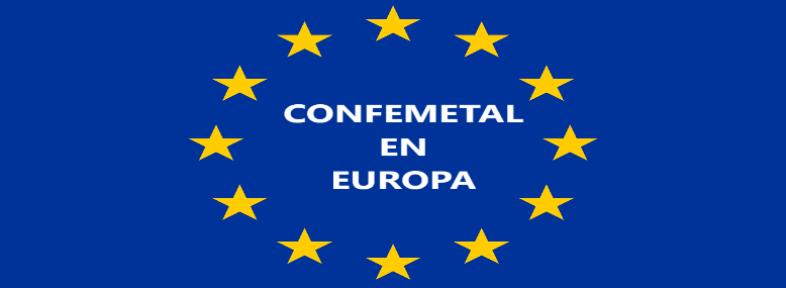 Confemetal en Europa
